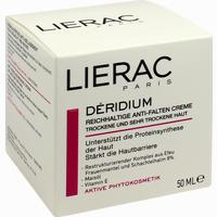Lierac Deridium Creme Für Trockene Und Extrem Trockene Haut  50 ml