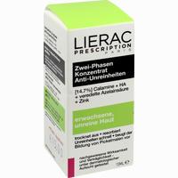 Abbildung von Lierac Prescription Zwei- Phasen Konzentrat  15 ml