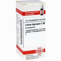 Lilium Tigrin C30  Globuli 10 g