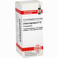 Lilium Tigrin D12  Globuli 10 g
