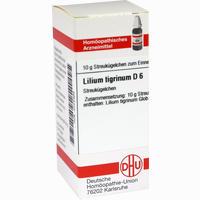 Lilium Tigrin D6  Globuli 10 g
