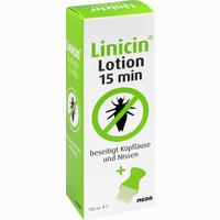 Linicin Lotion 15 Min.   100 ml