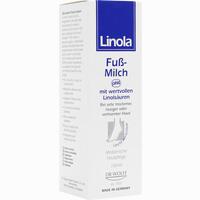 Linola Fuß-milch   100 ml
