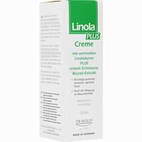 Abbildung von Linola Plus Creme  50 ml