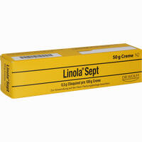 Abbildung von Linola- Sept Creme 50 g