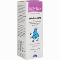 Abbildung von Little Lino Windelcreme  50 ml