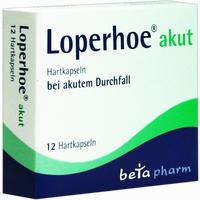 Loperhoe Akut  Kapseln 12 Stück