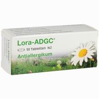 Lora-adgc  Tabletten 50 ST
