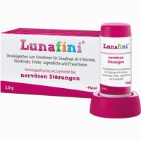 Abbildung von Lunafini Globuli  2 g