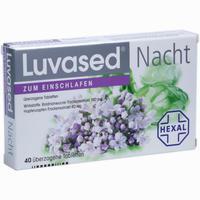 Luvased Nacht Zum Einschlafen  Tabletten 40 Stück