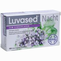 Luvased Nacht Zum Einschlafen  Tabletten 100 Stück