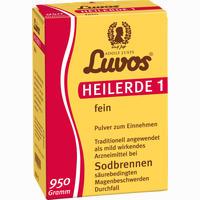 Luvos Heilerde 1 Fein Pulver  950 g