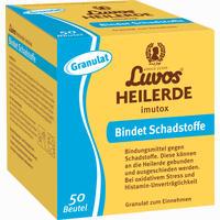 Abbildung von Luvos Heilerde Imutox Granulat 50 Stück