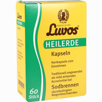 Luvos Heilerde Kapseln  60 Stück