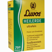 Luvos Heilerde Ultrafein Pulver  750 g