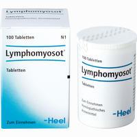 Abbildung von Lymphomyosot Tabletten 100 Stück