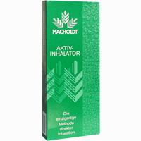 Macholdt Inhalator Ohne Inhalieröle 1 Stück