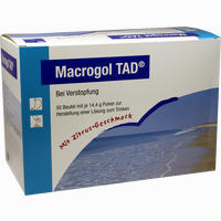 Abbildung von Macrogol Tad Pulver 50 Stück