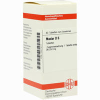 Madar D6  Tabletten 80 ST