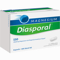 Magnesium Diasporal 150  Kapseln 100 Stück