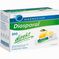 Abbildung von Magnesium- Diasporal 300 Direkt Granulat 20 Stück