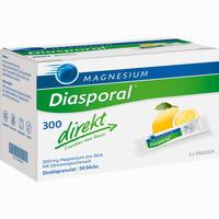 Magnesium-diasporal 300 Direkt  Granulat 50 Stück