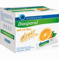 Magnesium-diasporal 400 Extra Direkt  Granulat 100 Stück