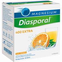 Abbildung von Magnesium- Diasporal 400 Extra (trinkgranulat)  20 Stück
