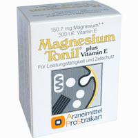 Magnesium Tonil Plus Vitamin E  Kapseln 50 Stück