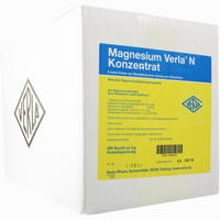 Magnesium Verla N Konzentrat Granulat 500 Stück