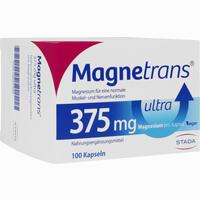 Magnetrans 375mg Ultra Kapseln   100 Stück