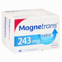 Magnetrans Extra 243mg  Kapseln 100 Stück