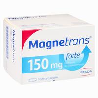 Magnetrans Forte 150mg  Kapseln 100 Stück