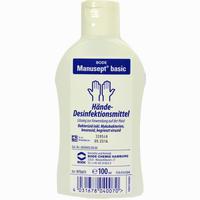 Manusept Basic  Lösung 100 ml
