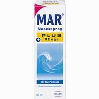 Abbildung von Mar Nasenspray Plus Pflege  20 ml