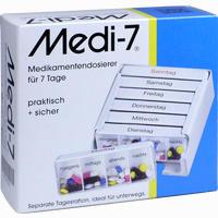 Abbildung von Medi- 7 Medikamentendosierer für 7 Tage 1 Stück