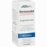 Abbildung von Medipharma Cosmetics Dermastabil Augenlidcreme  15 ml