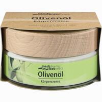 Abbildung von Medipharma Cosmetics Olivenöl Körpercreme  200 ml