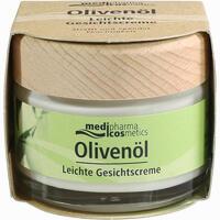 Abbildung von Medipharma Cosmetics Olivenöl Leichte Gesichtscreme  50 ml