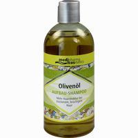 Abbildung von Medipharma Olivenöl Aufbau- Shampoo  500 ml
