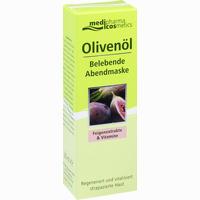 Medipharma Olivenöl Belebende Abendmaske  Creme 30 ml