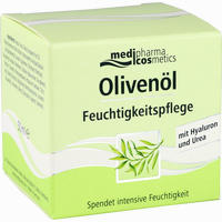 Medipharma Olivenöl Feuchtigkeitspflege Creme 50 ml