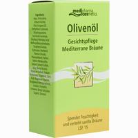 Medipharma Olivenöl Gesichtspflege Mediterrane Bräune  Creme 50 ml