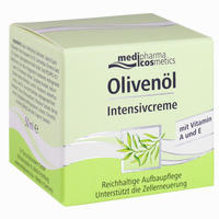 Medipharma Olivenöl Intensivcreme  50 ml