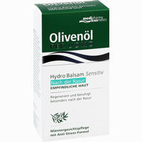Medipharma Olivenöl Per Uomo Hydro Balsam Sensitiv   50 ml