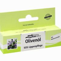 Abbildung von Medipharma Olivenöl Sos Lippenpflege Creme 7 ml