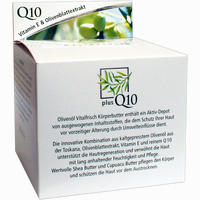 Medipharma Olivenöl Vitalfrisch Körperbutter  Creme 200 ml