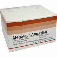 Abbildung von Megalac Almasilat Suspension 50 x 10 ml