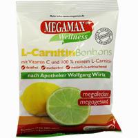 Megamax L-carnitin Bonbons  95 g
