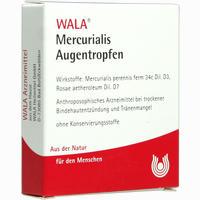 Mercurialis Augentropfen   5X0.5 ml